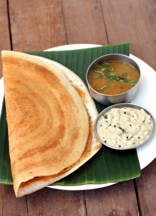 South Indian Recipes  Mysore Masala Dosa Recipe South Indian Breakfast Recipes