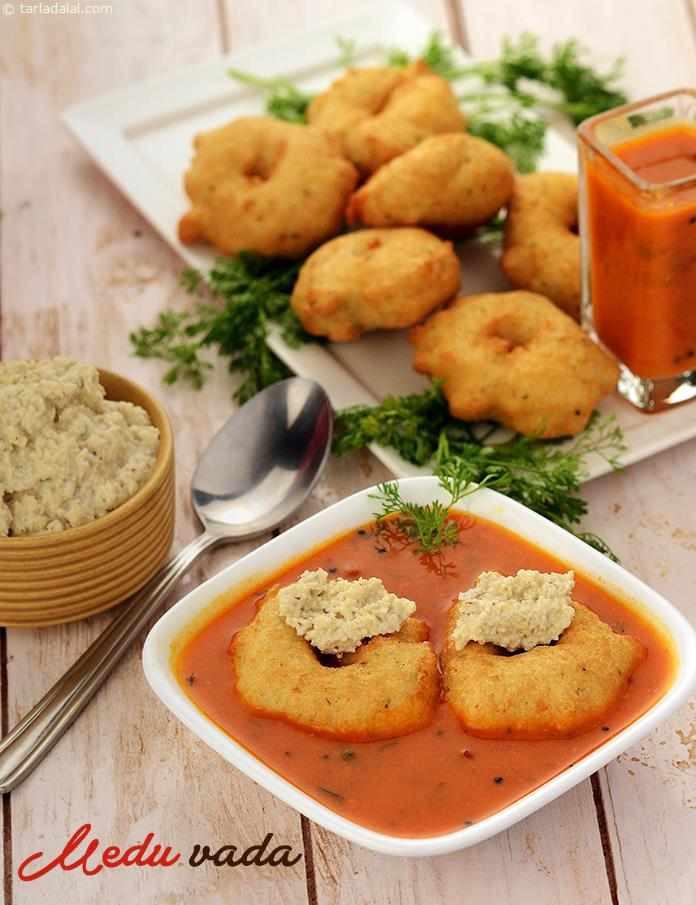 South Indian Recipes  Medu Vada South Indian Recipe recipe