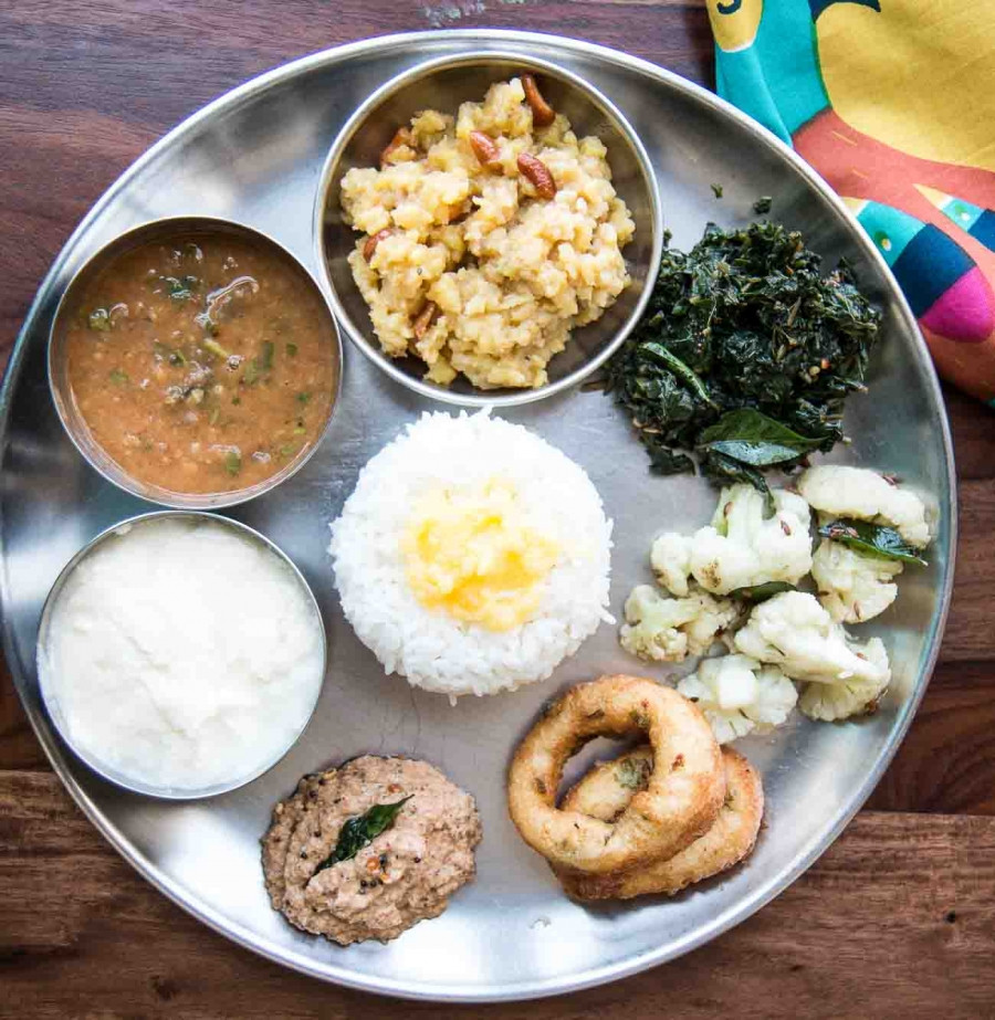 South Indian Recipes  South Indian Thali Menu Ideas & Recipe Collection by