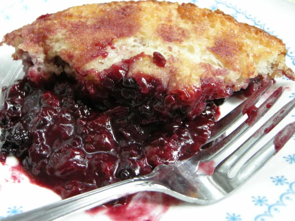 Southern Blackberry Cobbler Recipe  Top Posts of 2014