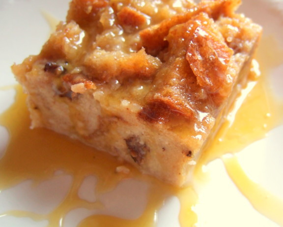 Southern Bread Pudding  Bread Pudding Recipe With Bourbon Sauce Food