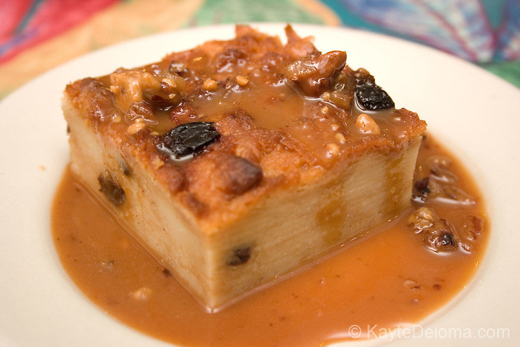 Southern Bread Pudding  The Praline Connection