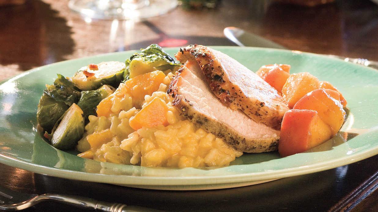 Southern Christmas Dinner Menu Ideas  Cozy Christmas Dinner Southern Living
