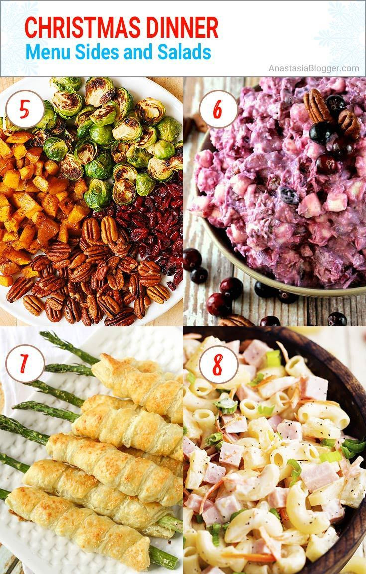 Southern Christmas Dinner Menu Ideas  Best 25 Christmas Dinner Ideas Traditional Italian