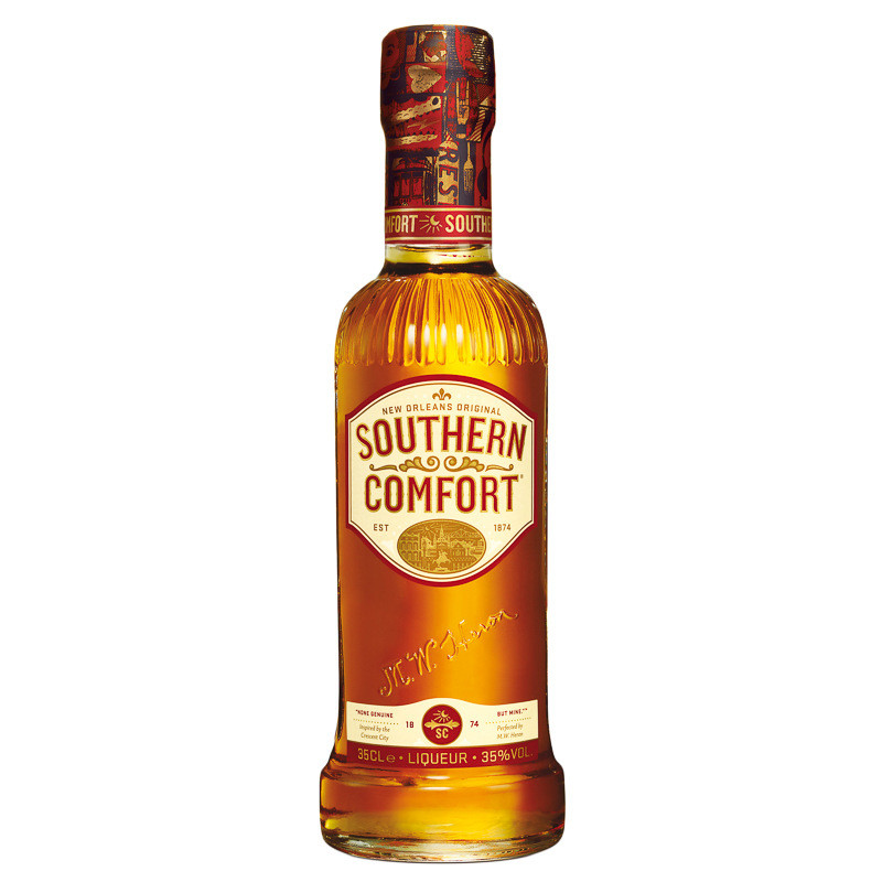 Southern Comfort Drinks  Southern fort Whiskey 50cl Whiskey Alcohol