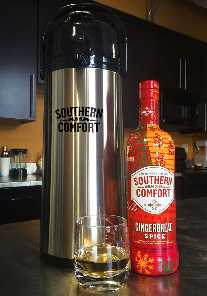 Southern Comfort Drinks  Review Southern fort Gingerbread Spice DrinkWire
