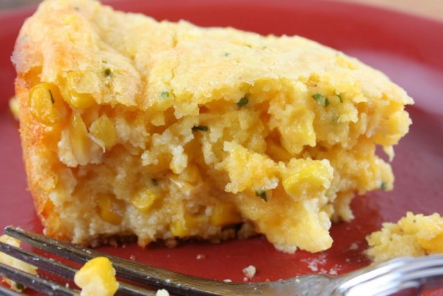 Southern Corn Pudding Recipe  Classic Corn Pudding with Cheddar and Chives The Runaway