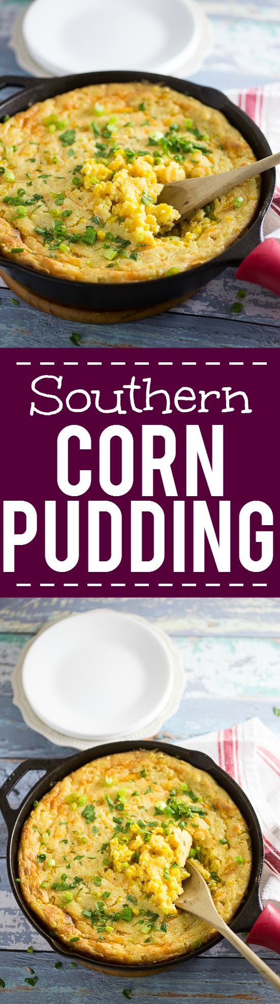 Southern Corn Pudding Recipe  Best 25 Corn Pudding Recipes ideas on Pinterest