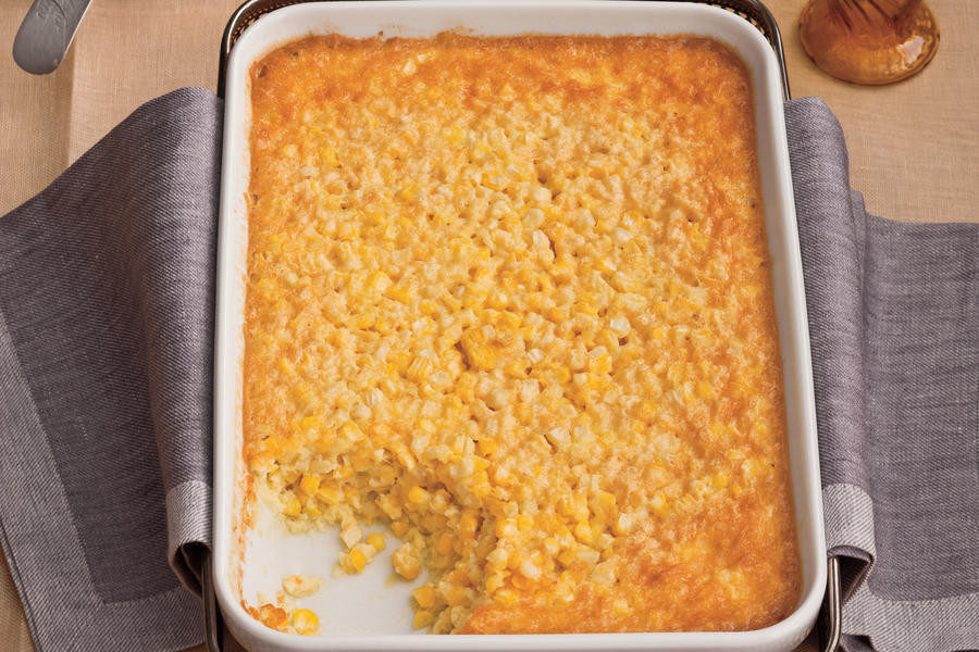 Southern Corn Pudding Recipe  Tee s Corn Pudding Best Thanksgiving Side Dish Recipes