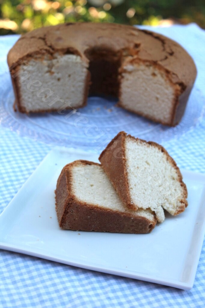 Southern Cream Cheese Pound Cake  Southern Cream Cheese Pound Cake