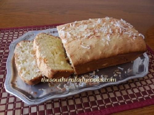 Southern Cream Cheese Pound Cake  COCONUT CREAM CHEESE POUND CAKE The Southern Lady Cooks