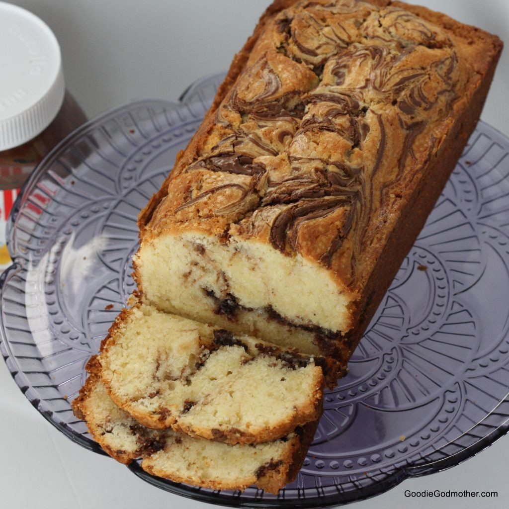 Southern Cream Cheese Pound Cake  I Nearly Burnt Down My House and So I Made Nutella Pound