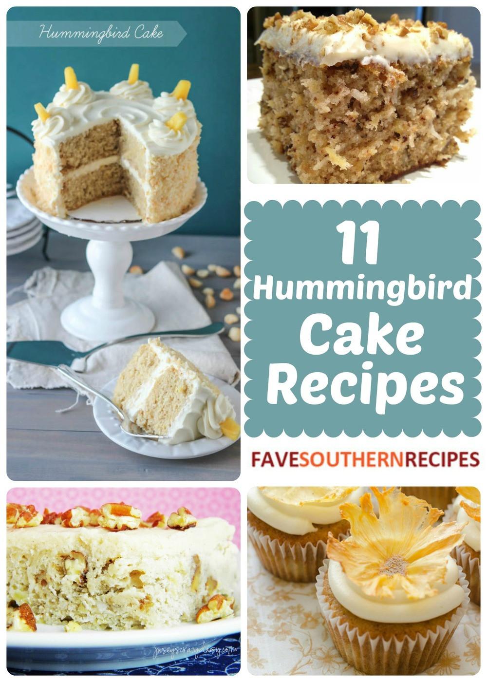 Southern Dessert Recipes  11 Hummingbird Cake Recipes The Best Southern Desserts