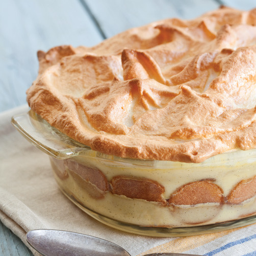 Southern Dessert Recipes  Bananas Foster Banana Pudding Recipe Taste of the South