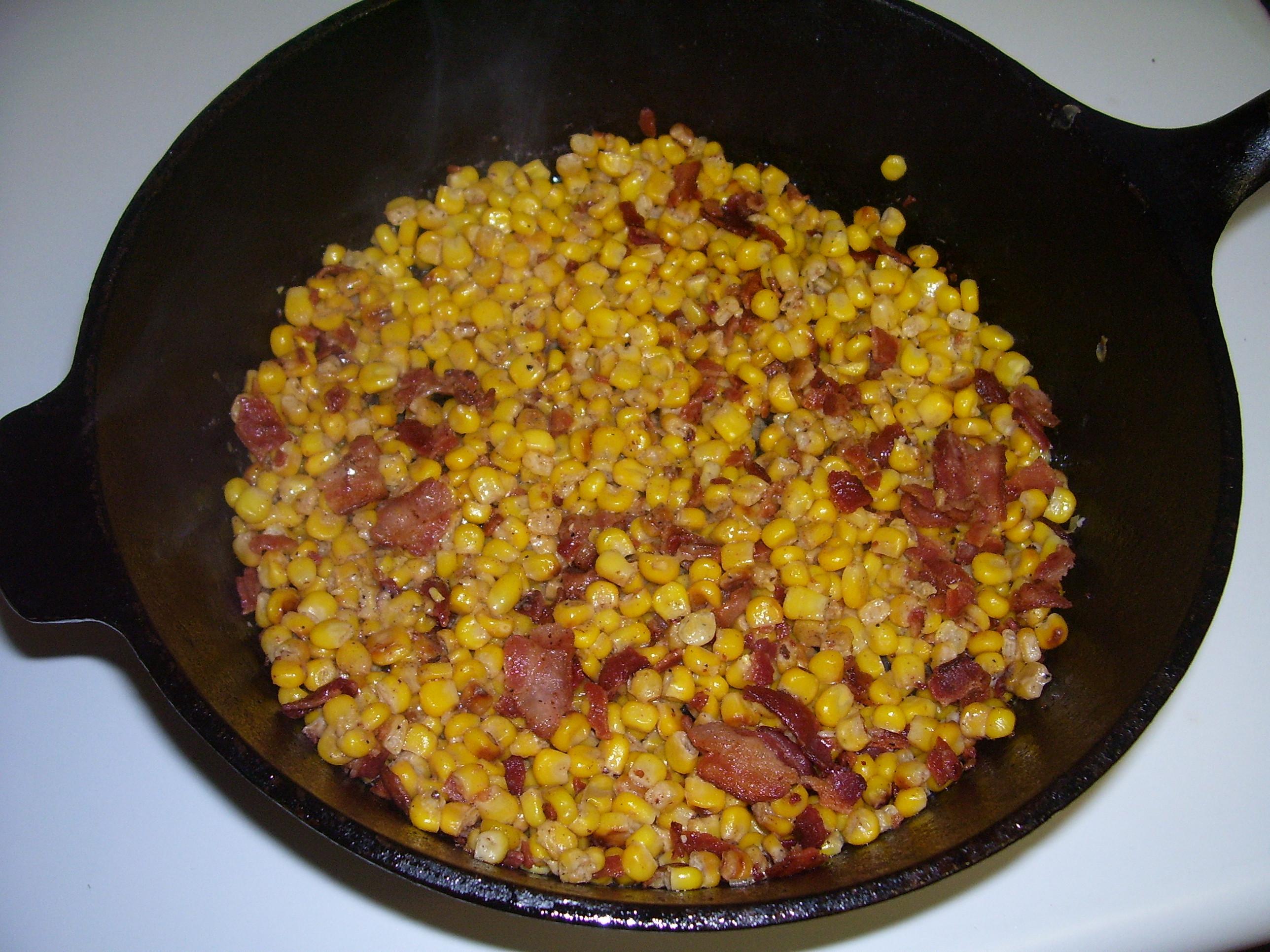Southern Fried Corn  Southern Style Fried Corn