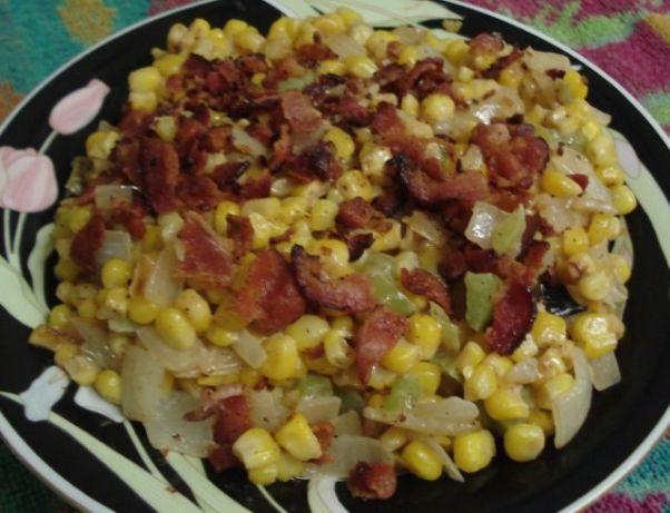 Southern Fried Corn  Southern Fried Corn Recipe Food