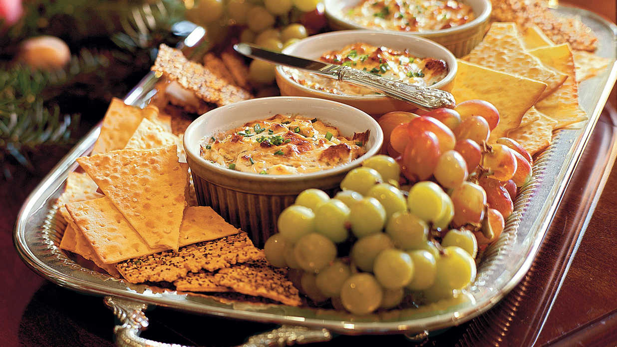 Southern Living Appetizers  Blue Cheese Bacon Dip Appetizer Best Party Appetizers