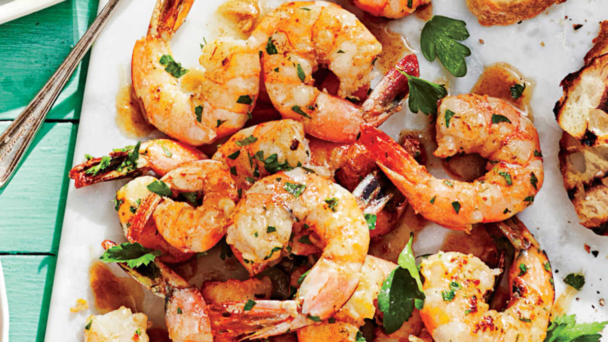 Southern Living Appetizers  Buttery Garlic Shrimp Best Party Appetizers and Recipes