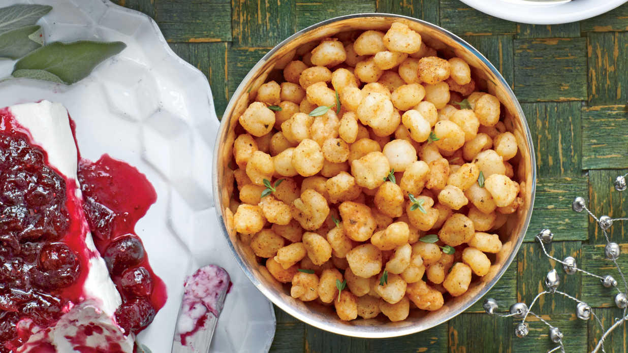 Southern Living Appetizers  Fried Hominy Holiday Finger Food Appetizers Southern