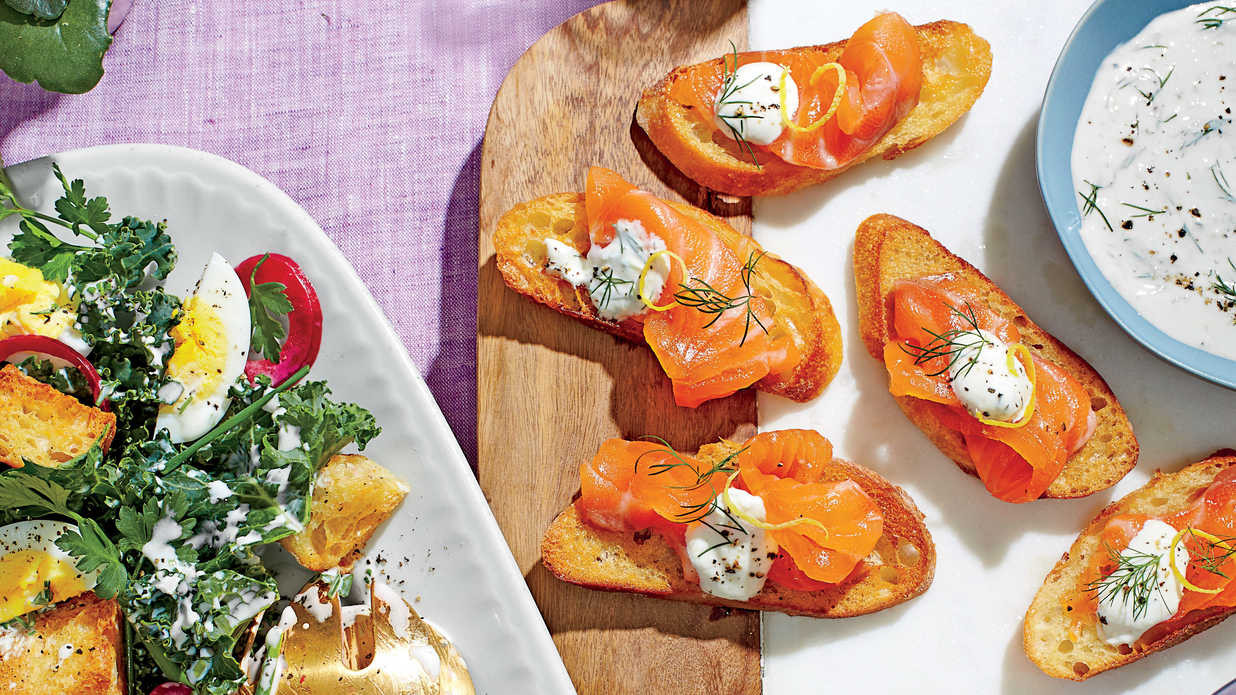 Southern Living Appetizers  Effortless Easter Appetizers Southern Living