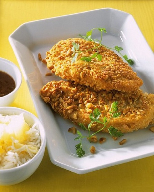 Southern Oven Fried Chicken  WeightWatchers Southern Style Oven Fried Chicken Recipe