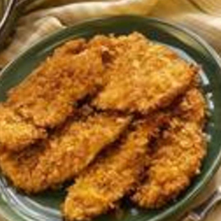 Southern Oven Fried Chicken  15 best images about Healthy dinner items on Pinterest