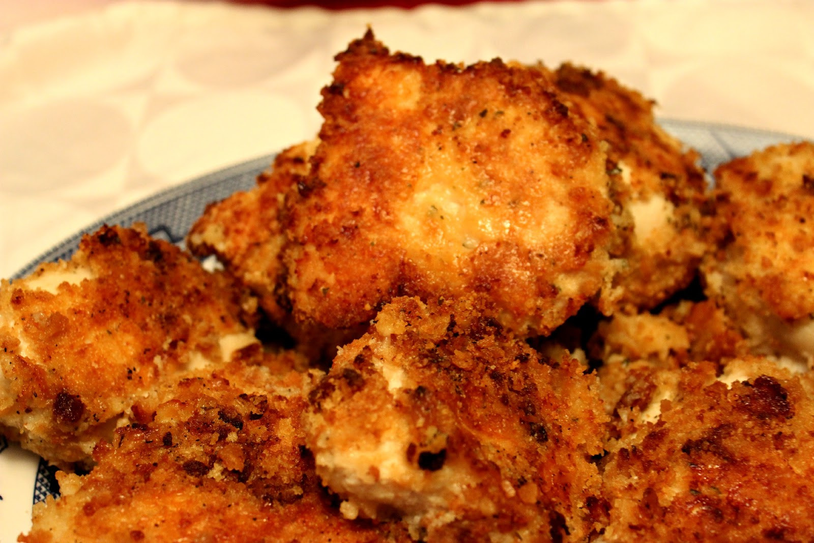 Southern Oven Fried Chicken  Sweet Tea and Cornbread Oven Fried Chicken