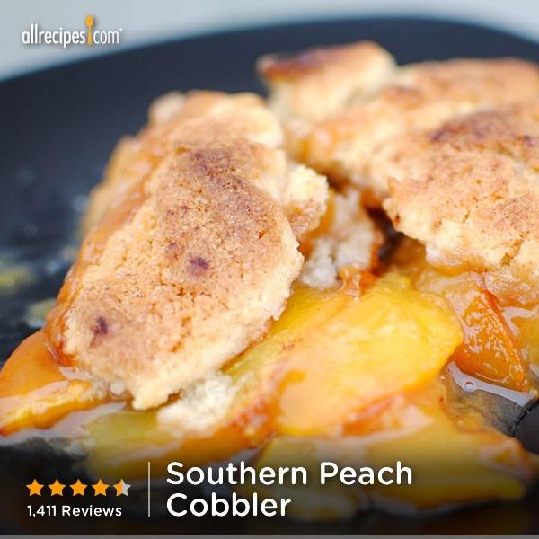 Southern Peach Cobbler Recipe  Best 25 Southern peach cobbler ideas on Pinterest