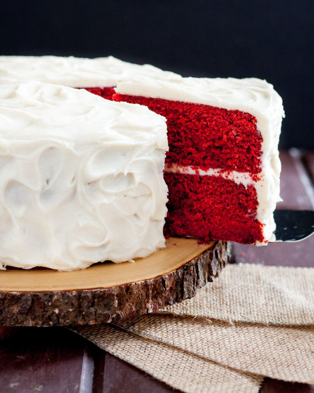 Southern Red Velvet Cake  Red Velvet Cake Goo Godmother A Recipe and