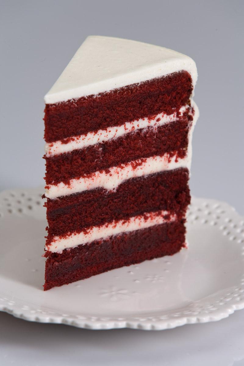 Southern Red Velvet Cake  Vanilla Bake Shop Southern Red Velvet