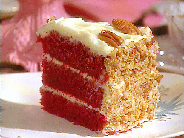 Southern Red Velvet Cake  Southern Red Velvet Cake