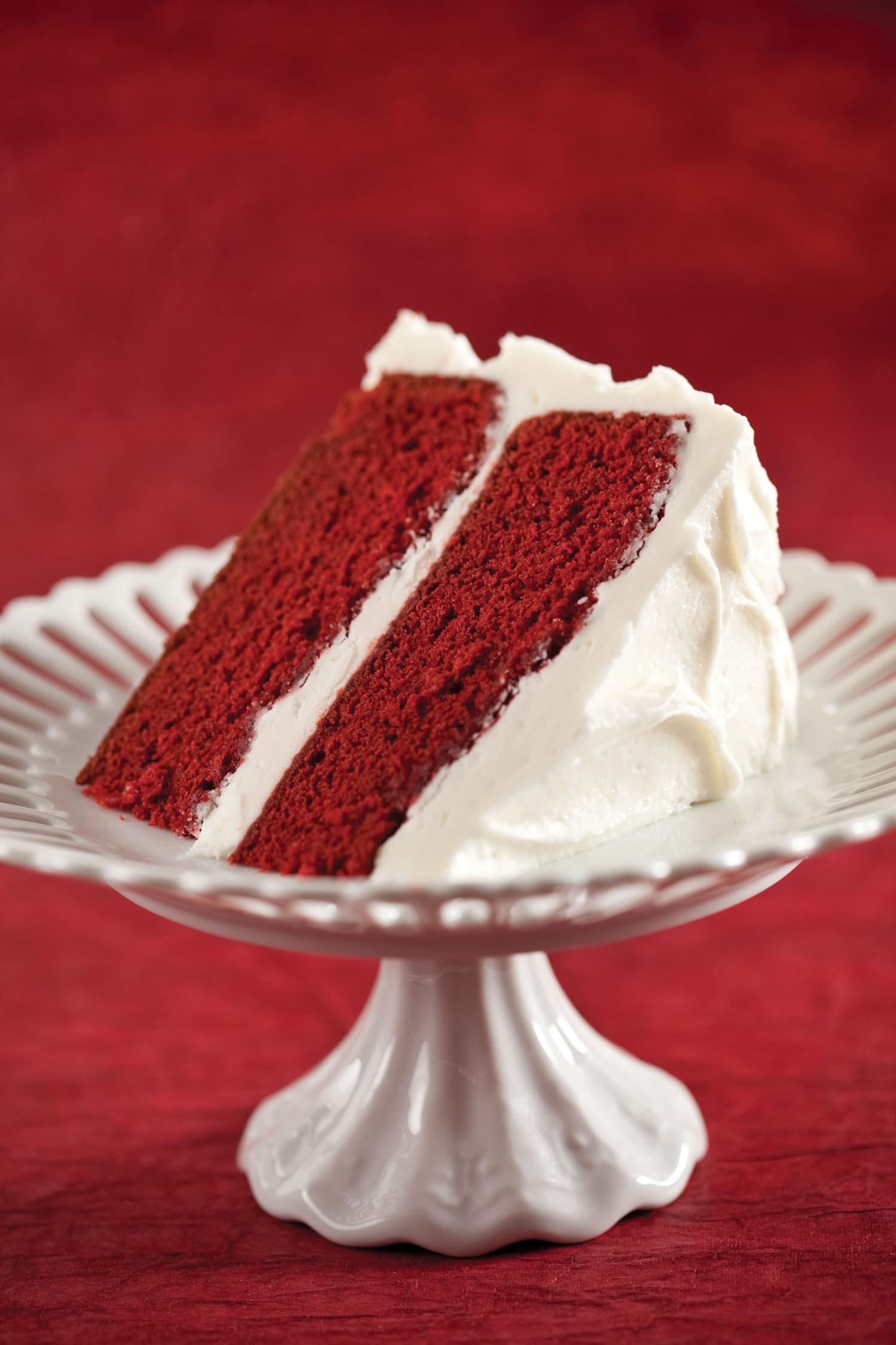 Southern Red Velvet Cake  Southern fort Red Velvet Cake
