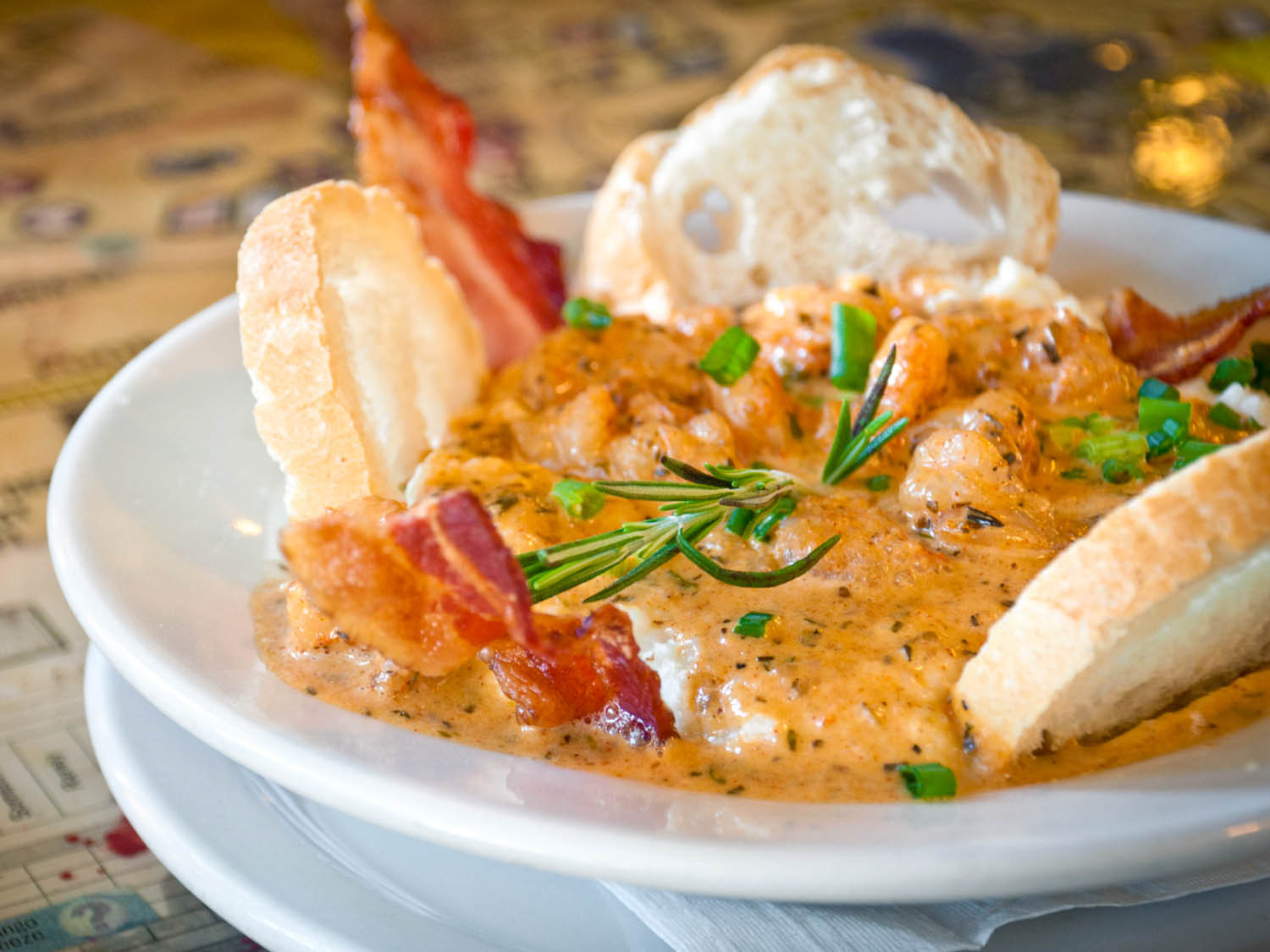 Southern Shrimp And Grits  The Surprisingly Recent Story of How Shrimp and Grits Won