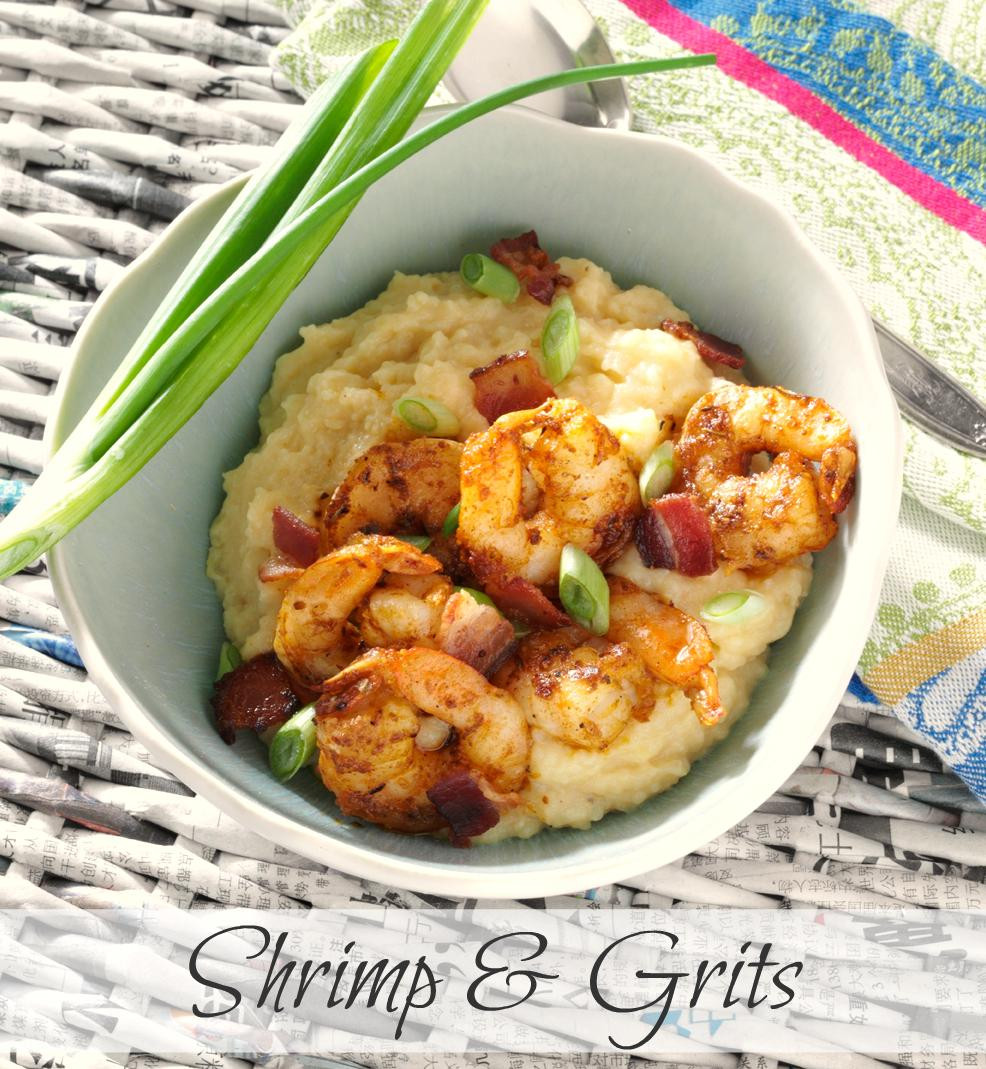 Southern Shrimp And Grits  South Your Mouth Southern Shrimp and Grits