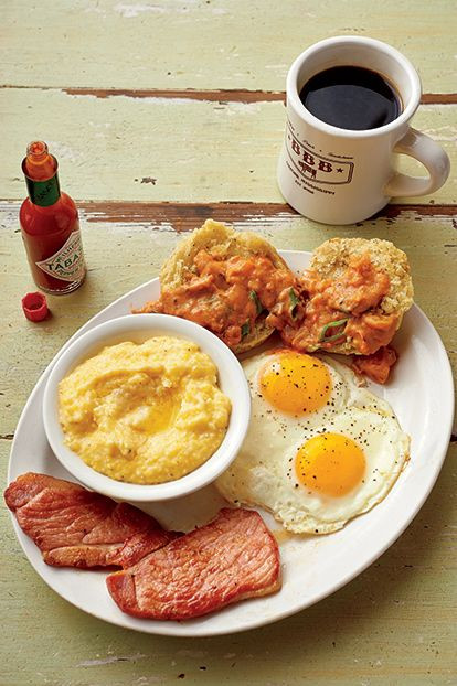 Southern Style Breakfast  271 best images about Southern Exposures on Pinterest