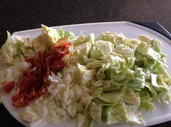 Southern Style Cabbage  Southern Fried Cabbage Recipe