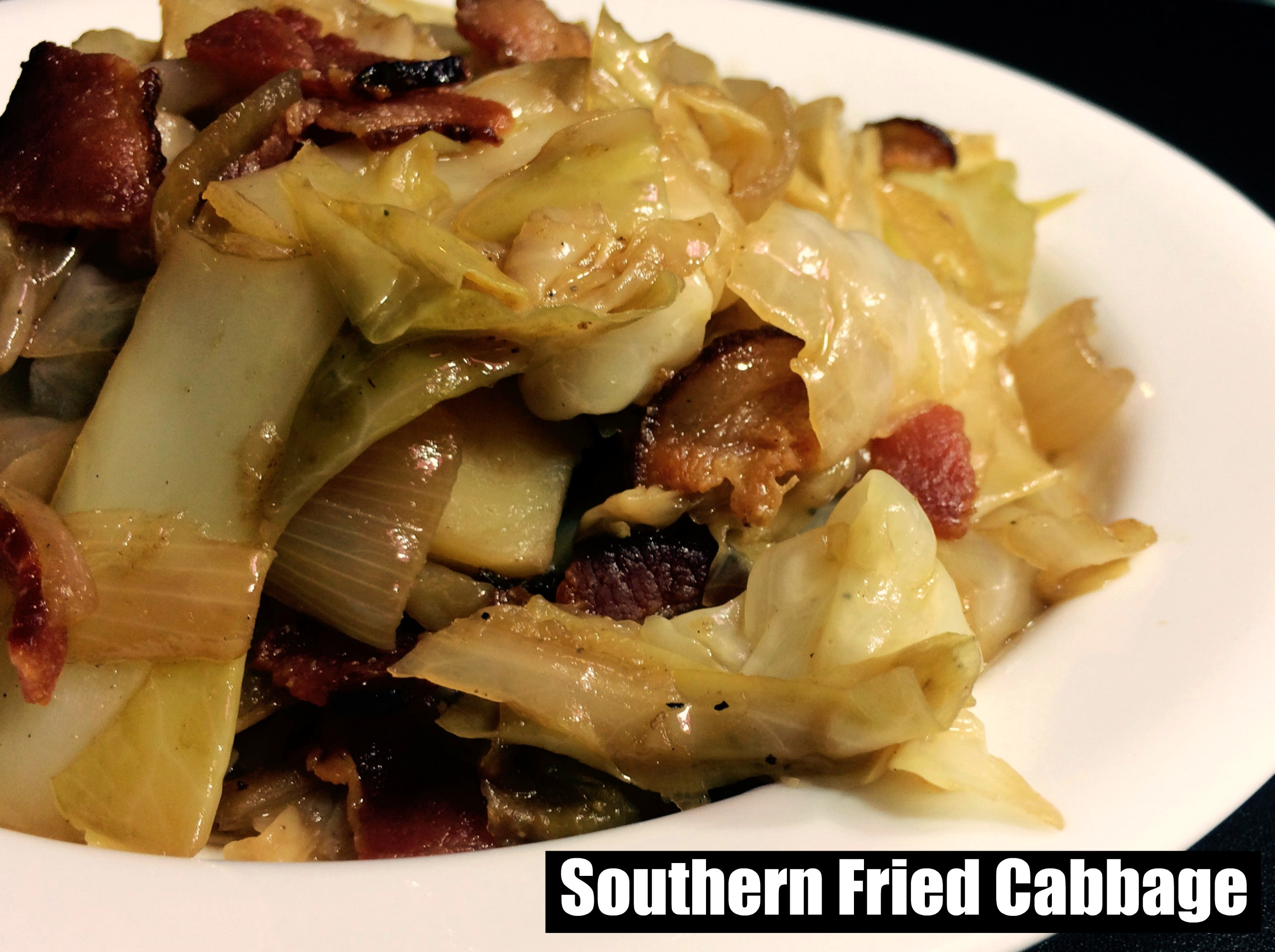 Southern Style Cabbage  southern cabbage recipes