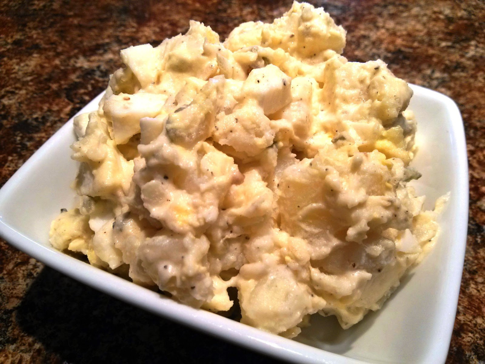 Southern Style Potato Salad  South Your Mouth Southern Style Easter Menu