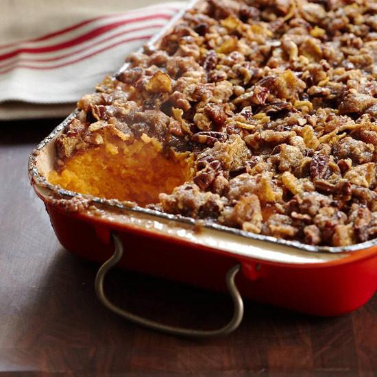 Southern Sweet Potato Casserole Marshmallows  southern sweet potato casserole with marshmallows