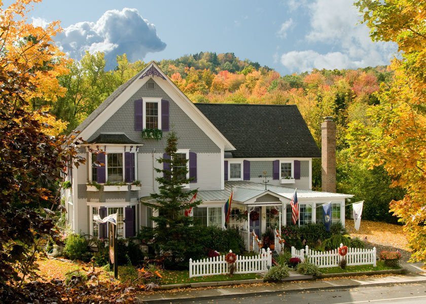 Southern Vermont Bed And Breakfast  The 11 Bed And Breakfasts In Vermont Are Perfect For Vacation