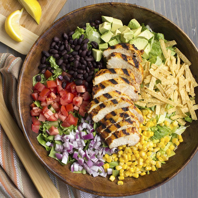 Southwest Chicken Salad Recipe  Southwest Chicken Salad