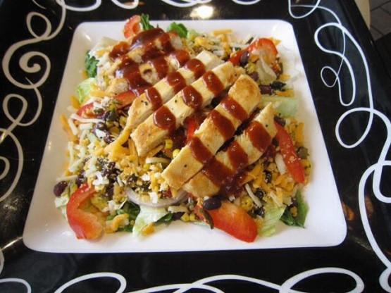 Southwest Chicken Salad Recipe  Southwest Chicken Salad Recipe Genius Kitchen