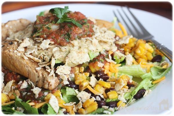 Southwest Chicken Salad Recipe  Southwest Chicken Salad Recipe