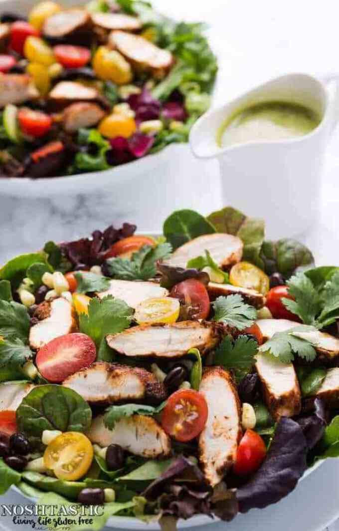 Southwest Chicken Salad Recipe  Southwest Chicken Salad The Best Blog Recipes
