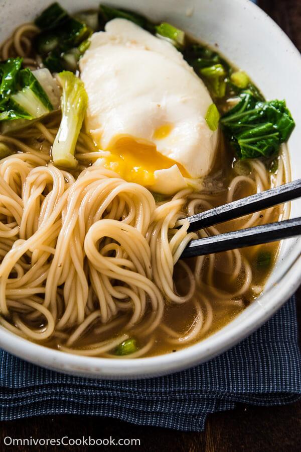 Soy Sauce Noodles  Easy Soy Sauce Noodles 杨春面