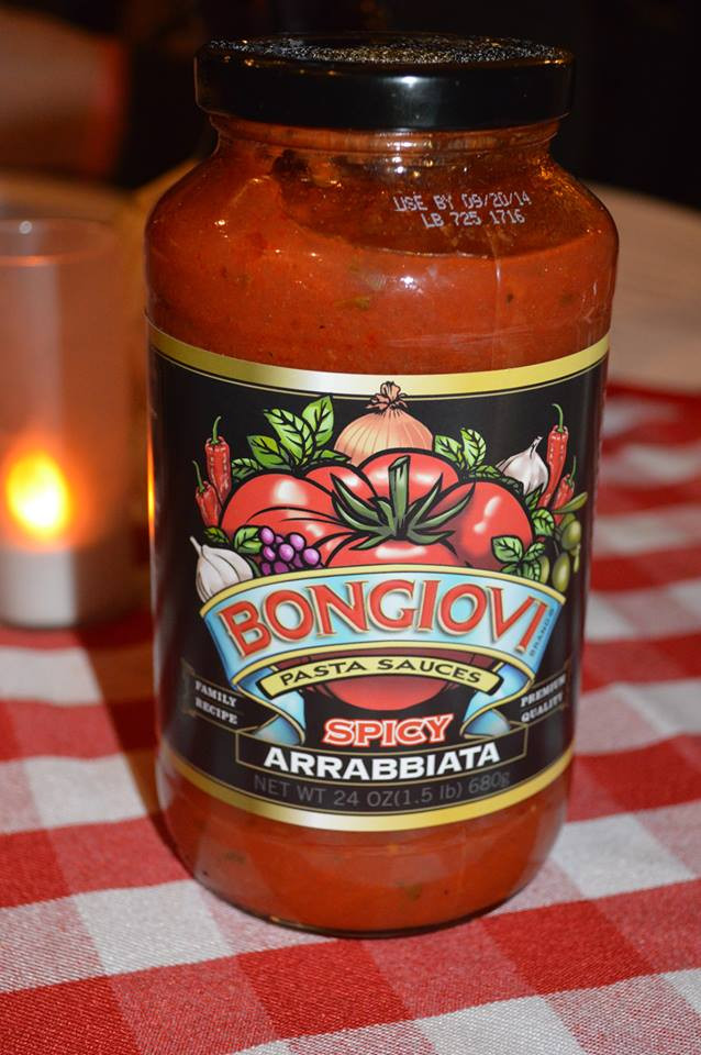 Spaghetti Sauce Brands  Bongiovi Brand Pasta Sauce ⋆ Jersey Bites