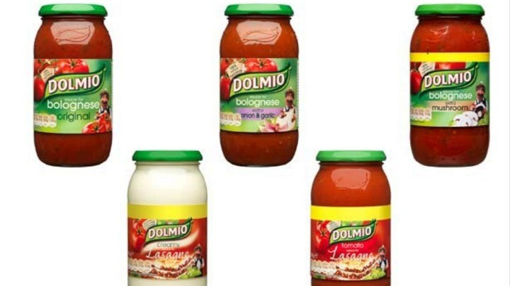 Spaghetti Sauce Brands  Health warning issued over popular pasta sauce brands