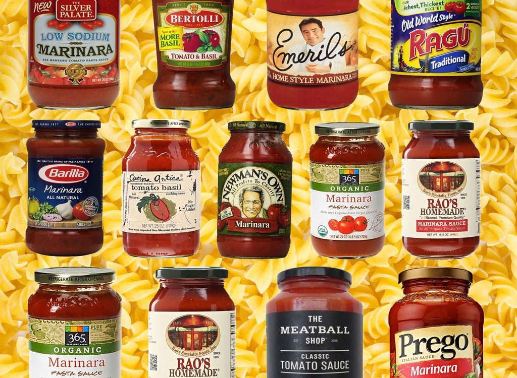 Spaghetti Sauce Brands  We Tested 11 Pasta Sauces And This Is The Best