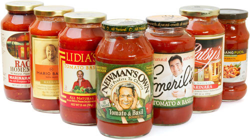 Spaghetti Sauce Brands  Jarred Pasta Sauces from Celebrity Chefs and Restaurants