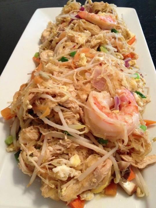 Spaghetti Squash Pad Thai  Spaghetti Squash Pad Thai